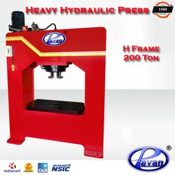 Hydraulic Press 200