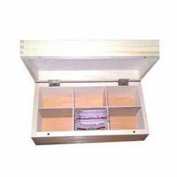 Wooden Tea Bag Packaging Box