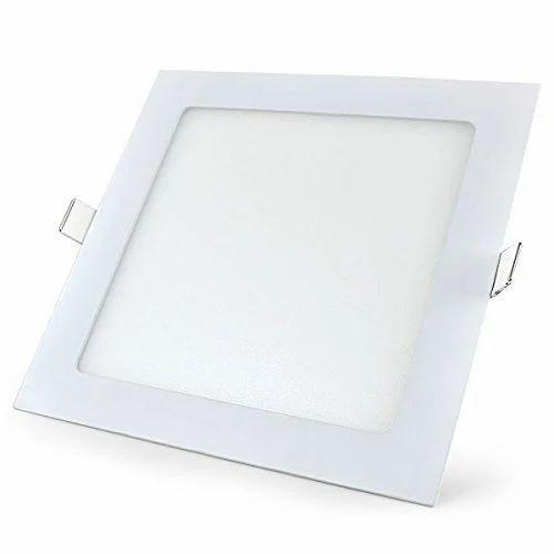 Philips Chrome Square Led Panel Light 12 W 15 W Rs 400