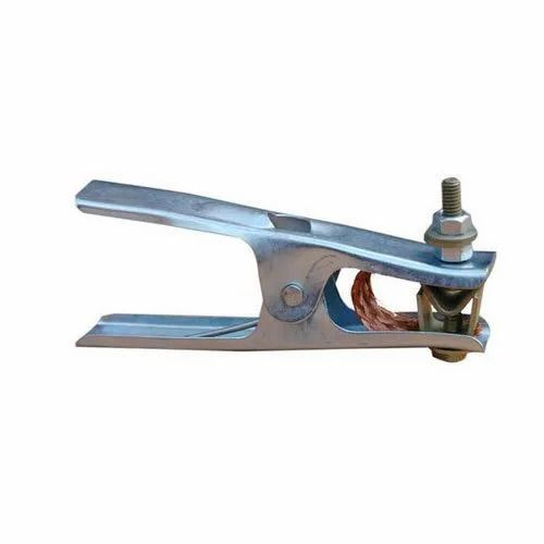 Earthing Clamp 400Amp, for Welding Machine, Model Name/Number: Earth Clamps
