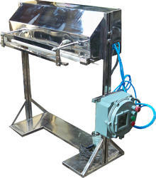 Pneumatic Sealer with Nitrogen with Flam Proof Machine
