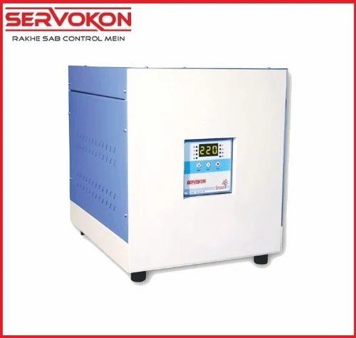 Servokon Automatic Digital Servo Stabilizers