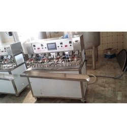Automatic Shape Pouch Juice Filling Machine