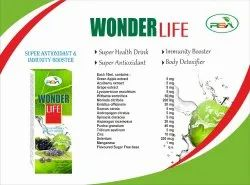 Wonder Life Super Antioxidant And Immunity Booster Juice