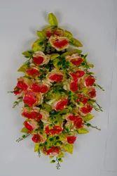 Artificial Flowers Hanging Bouquet