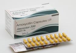 Amoxicillin Trihydrate 500 Mg Tablets
