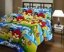 printed comforter