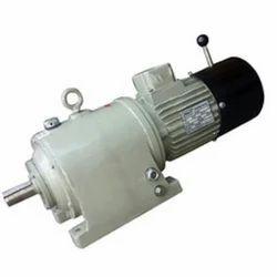 Geared Brake Motor