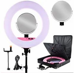 Off White BN-154 LED Ring Light 18 inches For Makeup Artists MODEL QH480