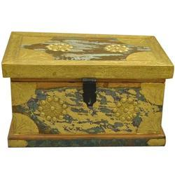 Trendy Wood Jewelry Box