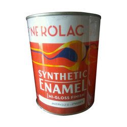 Nerolac Synthetic Enamel Paint, Packaging Size: 1 Litre