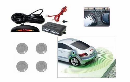 Pr Reverse Car Parking Sensor Silver For Volkswagen Vento