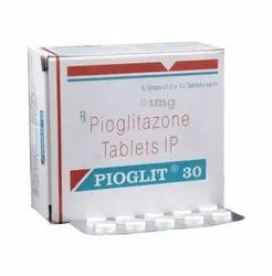 Pioglitazone Tablets IP
