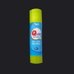 Q Tech Glue Stick, 0.3 To 0.6 Ounces