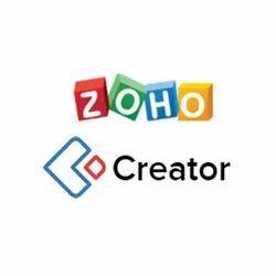 ZOHO Creator Software, in Cloud
