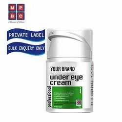 OEM or Private Label Professional Under Eye Cream