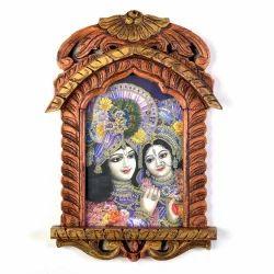 Lord Saral Bihari n Radha Painting 392