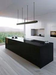 Straight German Modular Kitchen