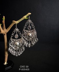 Oxidized Earrings OXE 59
