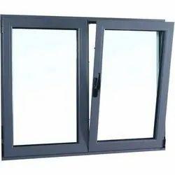 Modern Rectangle Aluminium Tilt Window