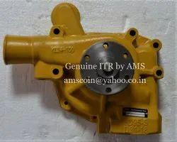 Komatsu 6D95 Engine Water Pump 6206-61-1505 -ITR Italy