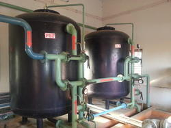 Multigrade Pressure Sand Filter