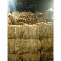 棕色30公斤椰壳纤维,包装类型:捆扎,等级:回收