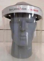 Disposable KARAM FACE SHIELD FOR COVID