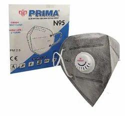 PRIMA N-95 MASK WITH RESPIRATOR