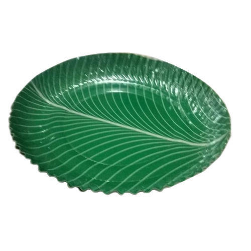 Disposable Green Leaf Plate  sc 1 st  IndiaMART & Disposable Green Leaf Plate at Rs 1.6 /piece   Disposable Paper ...