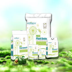 MAX PlantAminoTE Organic Fertilizers