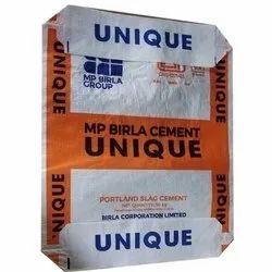 PP Misprinted Block Bottom Empty Cement Bags