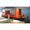 Oil Fired Conveyor Oven, Capacity: 0-100 Kg, Got- 458