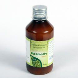 Megafro MPS Sugar Free Syrup