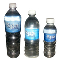 Spa Packaged Water Bottle