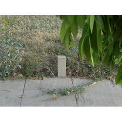 500x100x100mm Concrete Plot Marker