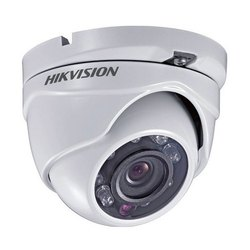 180 Degree 2 MP Hikvision CCTV Dome Camera, For Indoor Use