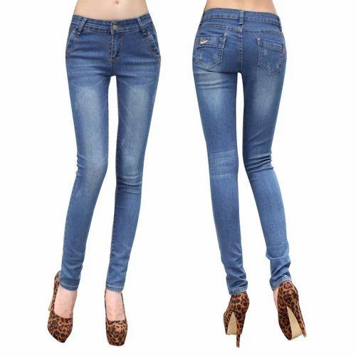Denim Girls Jeans, Rs 250 /piece Archaas Sourcing & Merchandising   ID:  16600831055