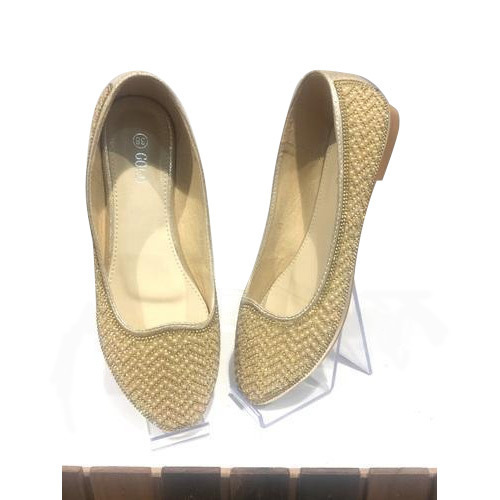 7127c8982e0b4 Party Wear Designer Ladies Belly, Rs 600 /pair, Wadhwa Shoes Hut ...