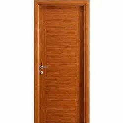 Rachna 7-8ft Plain Wooden Laminated Flush Door, For Home