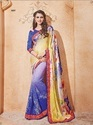 Florance Georgette Saree