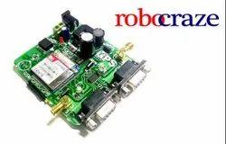 SIM908 Modem With Free GPS And GSM Antenna