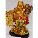 Home Decor Laughing Buddha Statue
