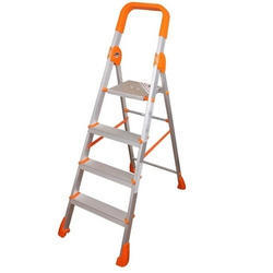 Folding Aluminum Ladder