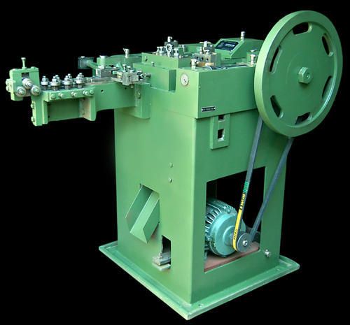 Automatic Wire Nail Making Machine Rs 125000 Piece