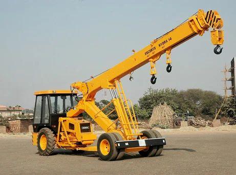 hydra crane 12 ton price