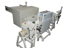 Automatic Fiber Stuffing Machine With Two Station & Clamping System