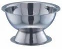 Sharda Corporation Silver Ice Cream Cup Regular, For Home, Size: 9 Cm