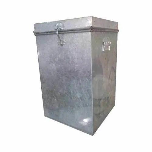 Galvanized Iron Storage Container, Galvanised Storage Container