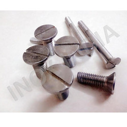 SS 304 FLAT HEAD CSK SCREWS